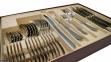 Набір столових приборів SALVINELLI TWIST PANORAMICA 24 предмета (P24TW) 0