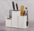 Органайзер для кухонных принадлежностей JOSEPH JOSEPH Counterstore с разделочной доской Белый (85121) 4