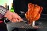 Стойка для приготовления курицы на гриле ROSLE 30см (R25078) 2