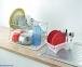 Сушилка Metaltex для посуды и столовых предметов 45х31х28 см (325602) 2