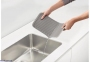 Коврик для сушки посуды Joseph Joseph Flume 42,7х17,6 серый 80069 4
