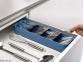 Органайзер для столовых приборов Joseph Joseph DRAWERSTORE Editions (Sky), 39,8x11,4x5,8 см, синий (85181) 2