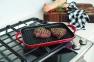 Сковорода - гриль Nordic Ware Slim Grill 27x43x2 см (20424) 0