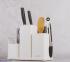 Органайзер для кухонных принадлежностей JOSEPH JOSEPH Counterstore с разделочной доской Белый (85121) 7