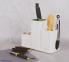 Органайзер для кухонных принадлежностей JOSEPH JOSEPH Counterstore с разделочной доской Белый (85121) 8