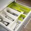 Вкладка для столовых приборов Joseph Joseph DrawerStore Серая (85042) 3