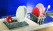 Сушилка METALTEX для посуды с лотком для столовых приборов (325026) 0
