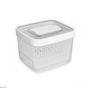 Контейнер для хранения с клапаном OXO FOOD STORAGE, 19х21х15 см, белый (11140000)