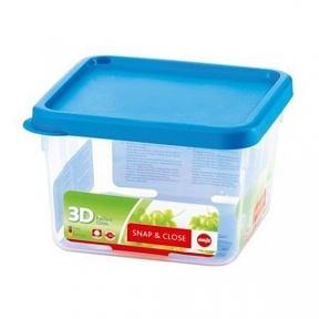 Квадратный пищевой контейнер EMSA SNAP&CLOSE 1,6 л. (EM508574)