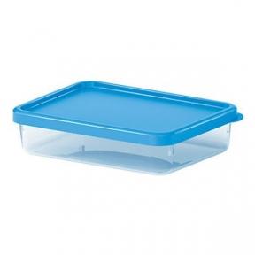 Прямоугольный пищевой контейнер EMSA SNAP & CLOSE 1,1л (EM508579)