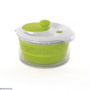 Терки + Сушка для салата BergHOFF COOK&Co 4.7 л Зеленая (2800111)