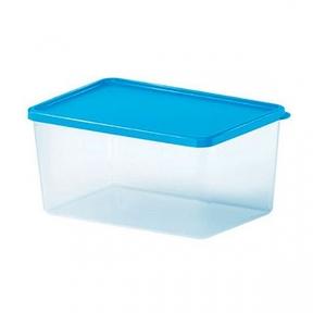Прямоугольный пищевой контейнер EMSA SNAP & CLOSE 8л (EM508585)