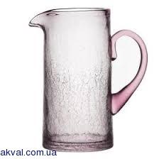 Кувшин La Rochere CRAQUELE 1,2 л ( 00417507) розовый