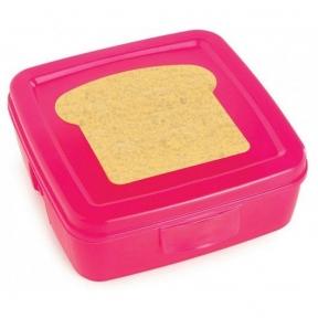 Контейнер SNIPS для бутербродів 0,5 л Pink (SN000801)
