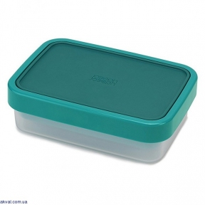 Харчовий  контейнер для ланчу прямокутний JOSEPH JOSEPH GoEat Compact 2 в 1 1.2 л (81065)