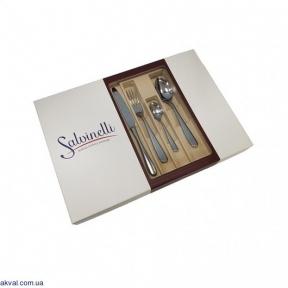 Набор столовых приборов SALVINELLI GRAND HOTEL PANORAMICA 24 предмета (P24HO)