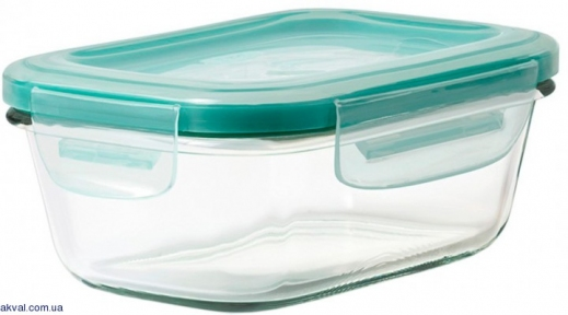 Пищевой контейнер Oxo Food Storage Good Grips 16 х 11 х 7 см (11175400)
