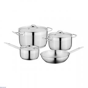 Набір посуду з 7 предметів BergHOFF Hotel Line (1101887)
