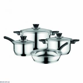 Набір посуду з 7 предметів BergHOFF Gourmet (1100243)