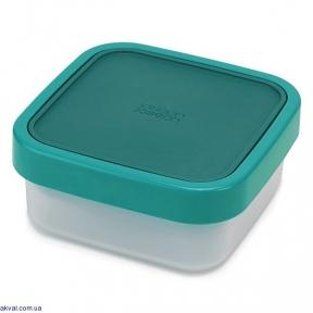 Пищевой контейнер для салата квадратный JOSEPH JOSEPH GoEat Compact 3 в 1 1.12 л (81066)