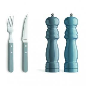 Набор столовых приборов для стейка Amefa 14 предметов (F700000BQ02B14)