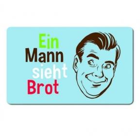 Доска для завтрака CLASSIC Ein Mann sieht Brot (EM513547)