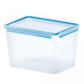 Пищевой контейнер Emsa Clip&Close 3D прямоугольный 8.2 л (EM508548)