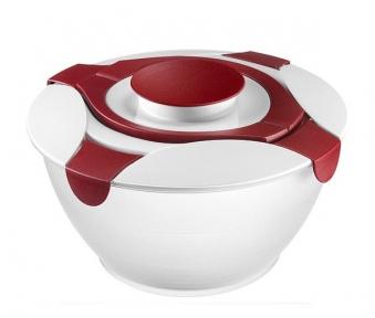 Контейнер WESTMARK для салата красный 6,5 л Praktika (W2422227R)