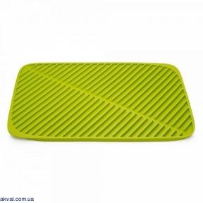 Коврик для сушки посуды JOSEPH JOSEPH Flume 43.5x31.5x0.95 см Зеленый (85088)