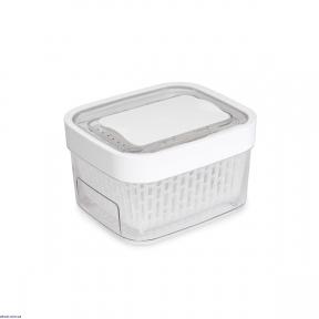 Контейнер для зберігання з клапаном OXO FOOD STORAGE, 15х17х10 см, білий (11139900)