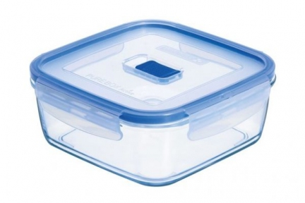 Контейнер квадратный Luminarc Pure Box Active 760 мл (L8771)