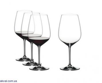 Набор бокалов для красного вина Riedel 800 мл х 4 шт (5441/0)