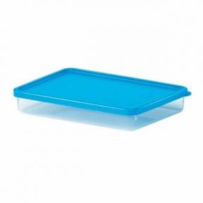Прямоугольный пищевой контейнер EMSA SNAP & CLOSE 2,4л (EM508582)