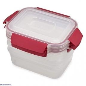 Набір контейнерів харчових Joseph Joseph 3 предмета (81083)