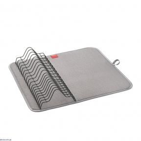 Сушилка METALTEX для посуды DRY-TEX LAVA с ковриком (321680)