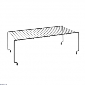 Полка кухонная METALTEX 47x23x15 см BROOKLYN LAVA (361303)