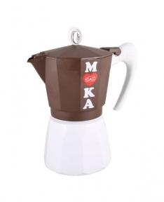 Гейзерная кофеварка GAT GOLOSA 6 чашек (172106)