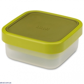 Харчовий контейнер для салату квадратний JOSEPH JOSEPH GoEat Compact 3-в-1 1.1 л (81029)