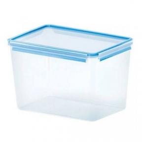Пищевой контейнер Emsa Clip&Close 3D прямоугольный 10.8 л (EM508549)