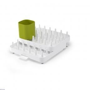 Регулируемая сушилка для посуды JOSEPH JOSEPH Connect Белая (85034)