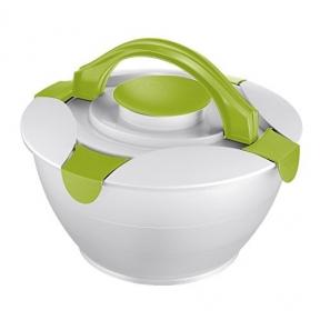 Контейнер WESTMARK для салату зелений 6,5 л Praktika (W2422227A)