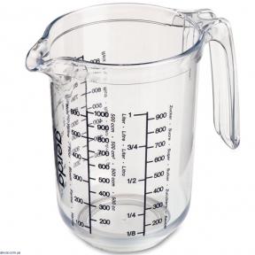 Измерительная емкость WESTMARK 1л Gerda (W30682270)