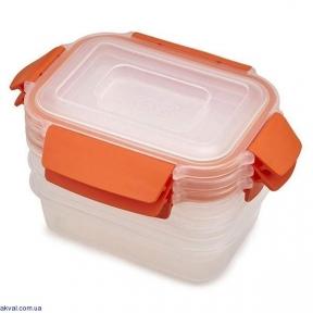 Набор контейнеров пищевых Joseph Joseph 3 предмета (81084)