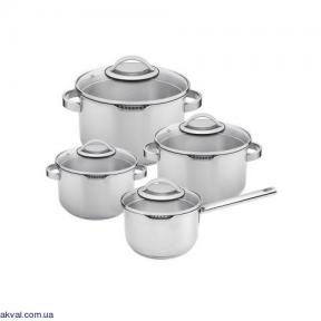 Набор посуды из 8 предметов Sola Pearl (13PEARL 004)