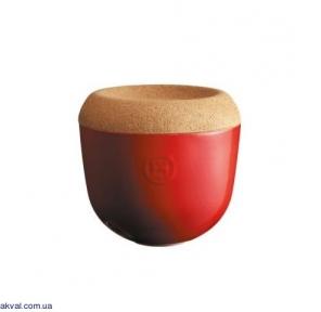 Емкость для хранения чеснока Emile Henry 14,6х13,4 см (348763)