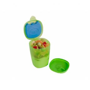 Контейнер SNIPS для фруктов 0,5 л Green (SN000804)