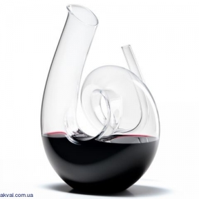 Декантер для вина Riedel Curly clear RESTAURANT 1,4 л (2011 / 04-20 S1)
