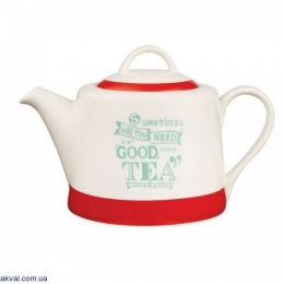 Чайник з кришечкою Churchill Queens Chasing Rainbows Teapot 850 мл (CHRA00171)
