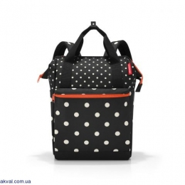 Сумка-рюкзак Reisenthel Mixed Dots JR 7051