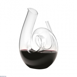 Декантер Riedel Hand Made Curly clear 1,4 л (2011/04 S1)